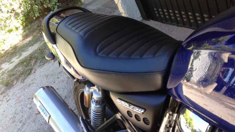 siege moto sellerie gironde les fauteuils de charly bassin arcachon